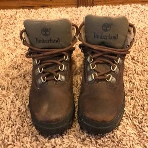 Little Boys 13 Timberland Boots